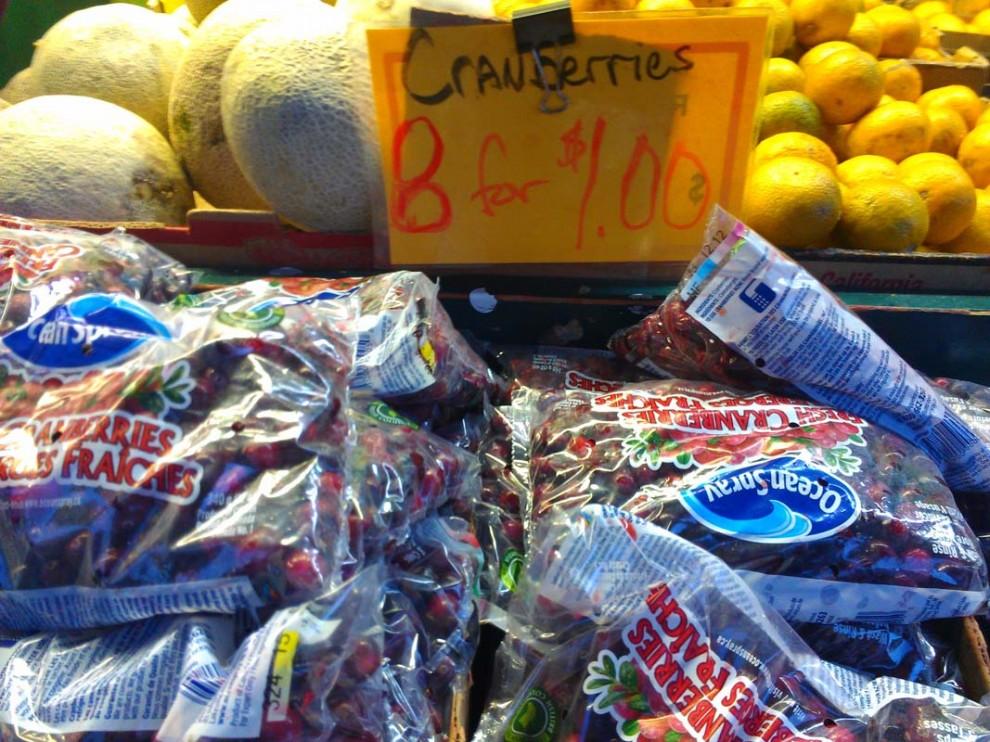 Ocean Spray Fresh Cranberries cheap sale