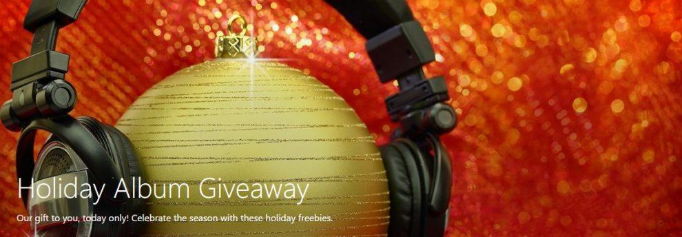 microsoft album free holiday