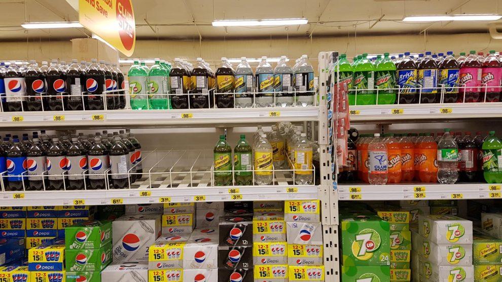 soda 2 litres
